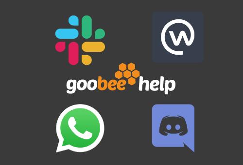 goobee-help configure